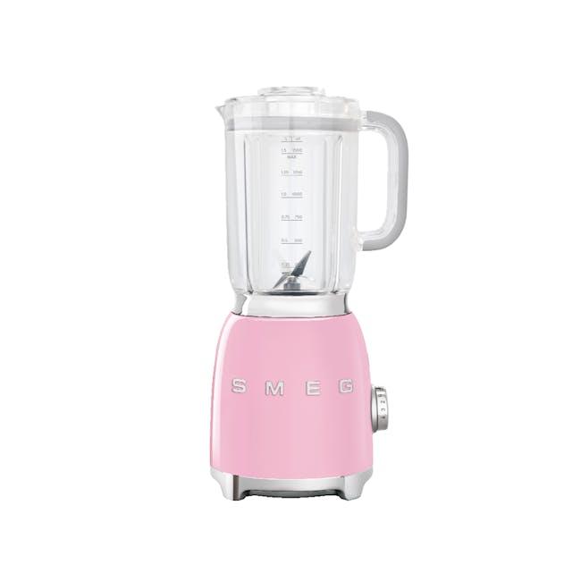 Smeg 800W Blender - Pink - 0