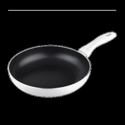 Lamart MULTICOLOR Non-Stick Fry Pan 28cm - White - Image 1