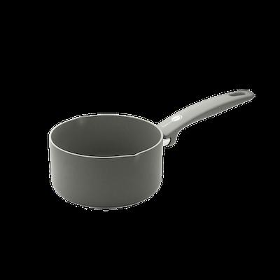 GreenPan Cambridge 14cm Induction Saucepan With 2 Spouts