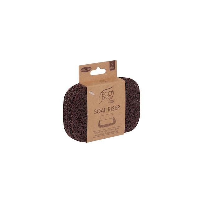 Soap Riser - Chocolate - 2