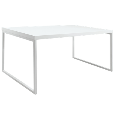 Brent Dining Table 1.5m - White - Image 2