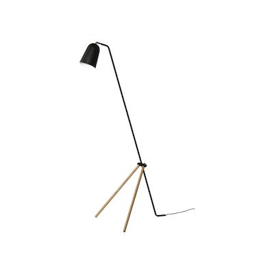 Giraffe Floor Lamp - Black - Image 2