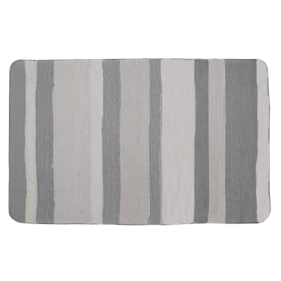 Modernity Striped Mat - Black - Image 2
