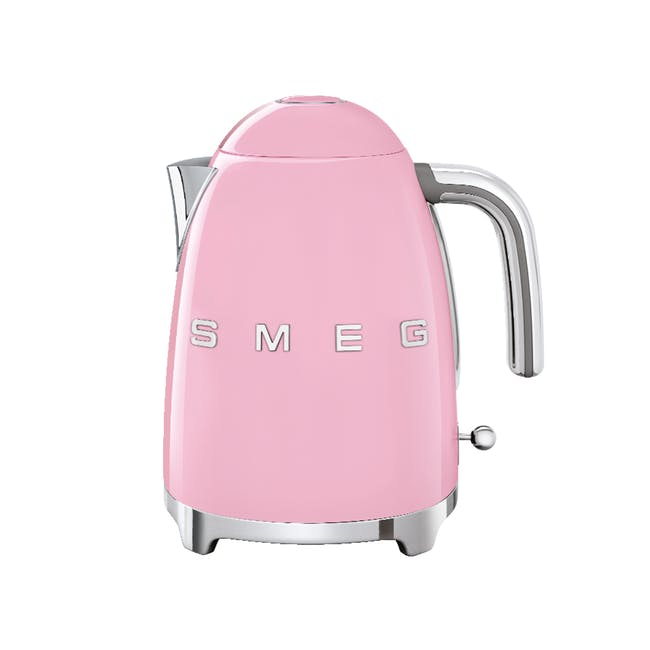 Smeg 1.7L Kettle - Pink - 0