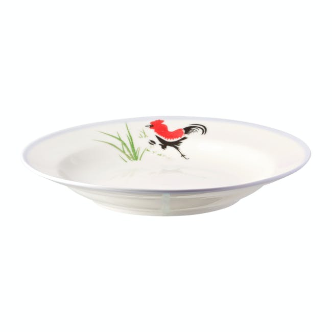 Rooster Soup Dish (Set of 3) - 1