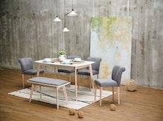 Suzy Dining Chair - Grey