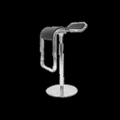 Lem Piston Bar Stool - italian Leather - Image 2