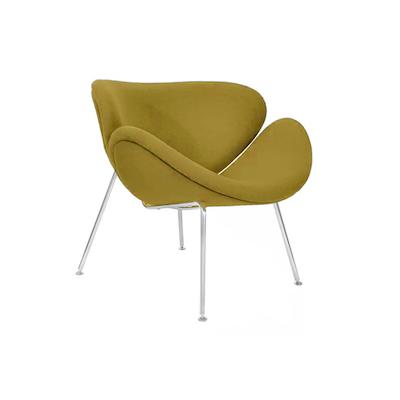Orange Slice Chair - Mustard Cashmere - Image 1