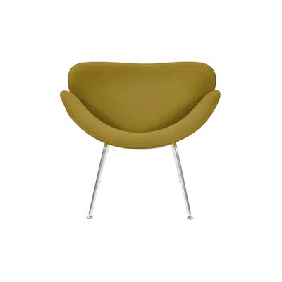 Orange Slice Chair - Mustard Cashmere - Image 2