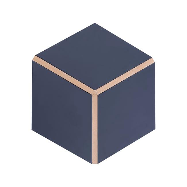 Edea Hexagon Side Table - 1