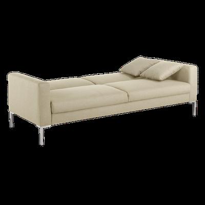 Leslie Sofa Bed - Champagne - Image 2