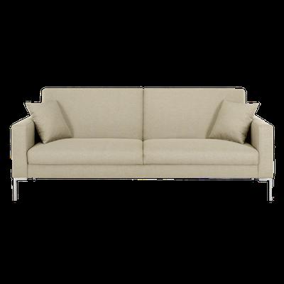 Leslie Sofa Bed - Champagne - Image 1