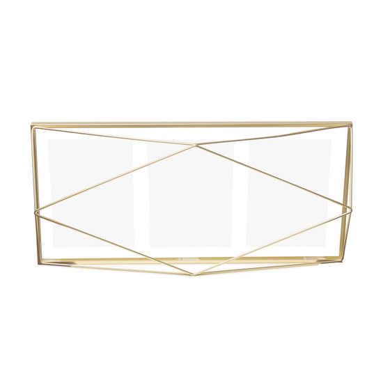 Umbra - Prisma Multi Photo Display - Brass