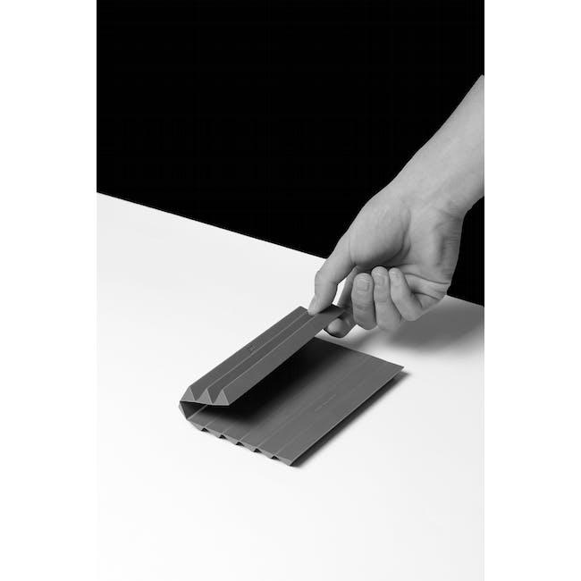 OMMO Flip Folding Trivet - Turquoise - 2