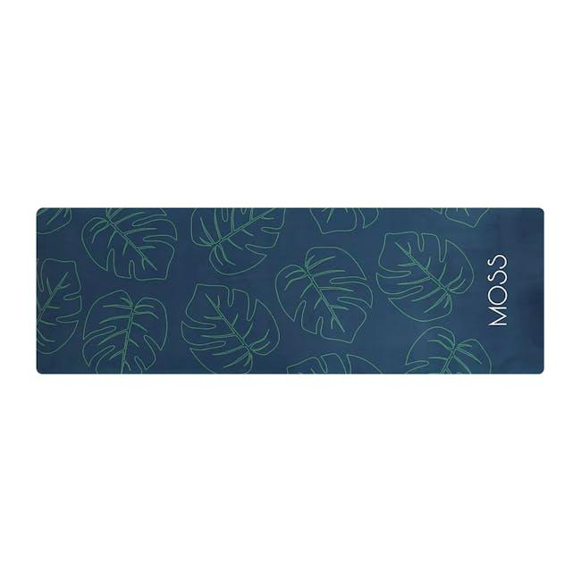 MOSS 2-in-1 Yoga Mat - Botanica - 0