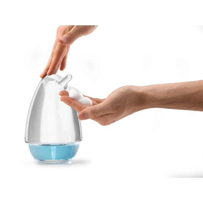 Birdie Soap Pump - Nickel - 2
