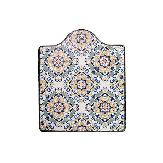 Peranakan Ceramic Pot Coaster - Gayle - 0
