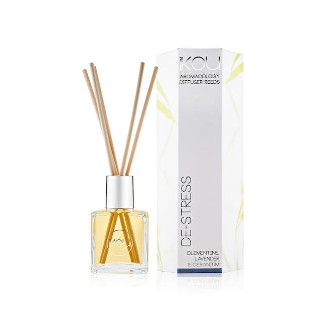 Eco-Luxury Reeds Diffuser 175ml - De-stress - 0