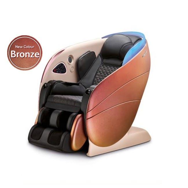 OSIM uDream Well-Being Chair - Bronze - 12