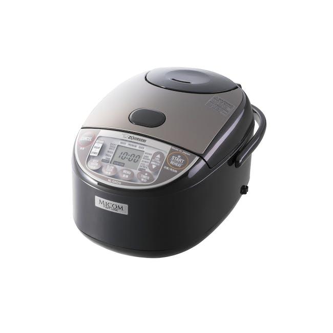 Zojirushi MICOM Rice cooker NL-GAQ - Black (2 Sizes) - 0