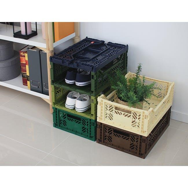 Aykasa Foldable Midibox - Khaki Green - 2