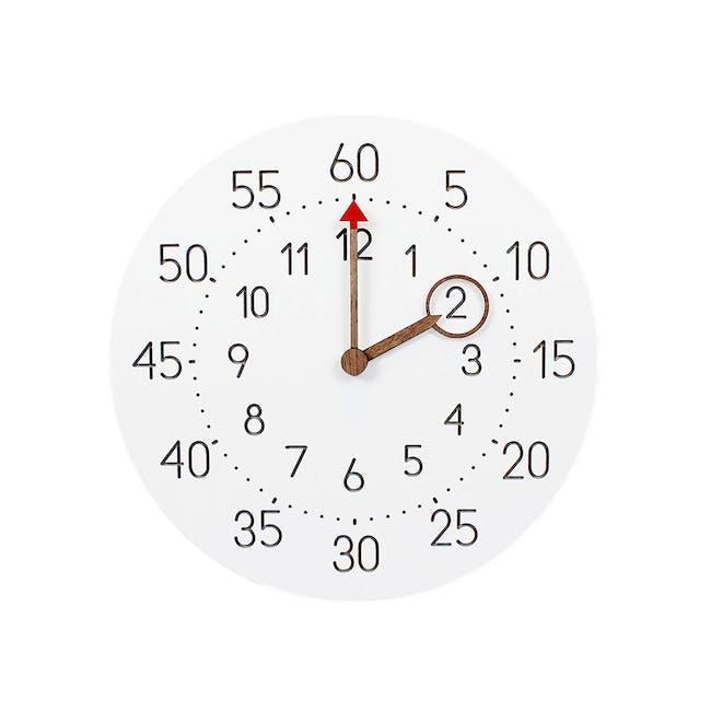 Toki Edu Wall Clock - 0