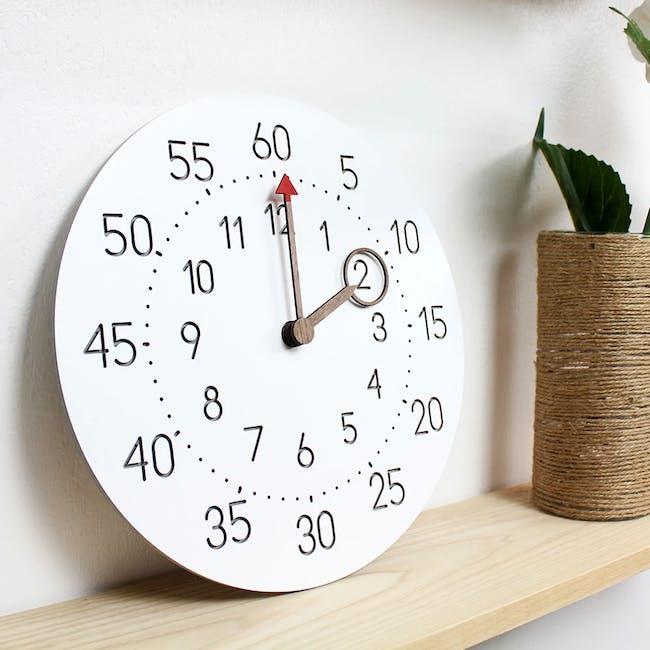 Toki Edu Wall Clock - 1