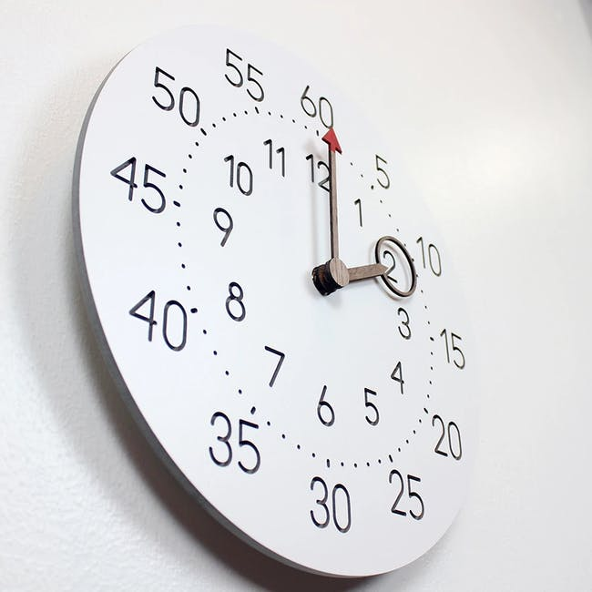 Toki Edu Wall Clock - 4