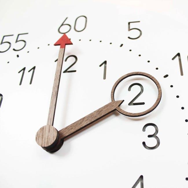Toki Edu Wall Clock - 2