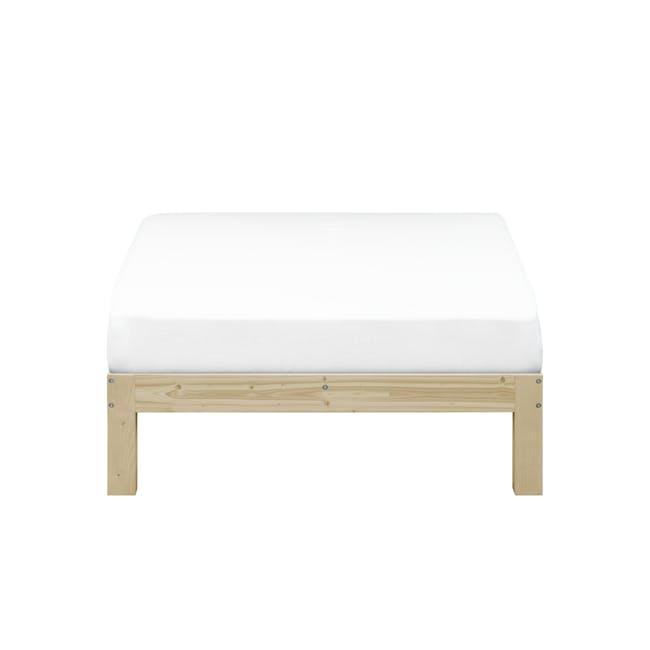 Katana Super Single Headboard Bed - 3