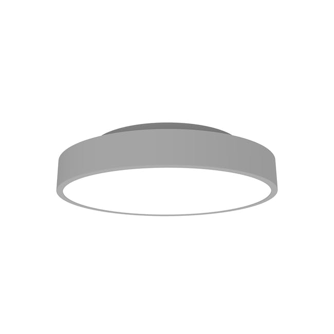 Yeelight LED Smart Ceiling Light with Remote - Grey - 0