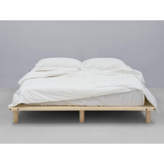 Hiro Queen Platform Bed Beds By Hipvan