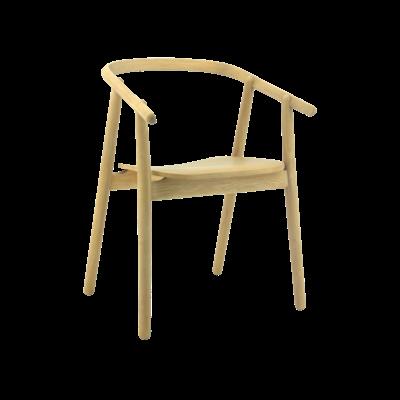 Glen Dining Chair - Oak - Image 1