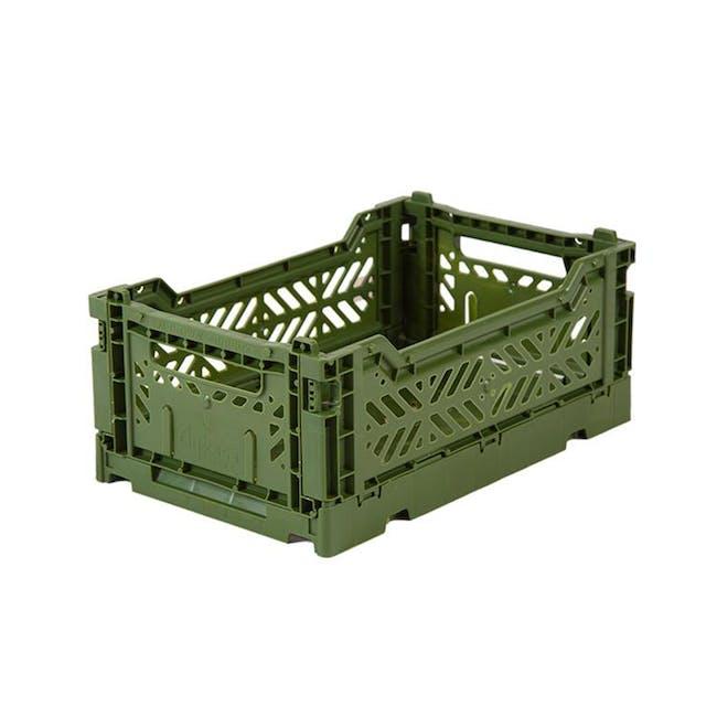 Aykasa Foldable Minibox - Khaki Green - 0