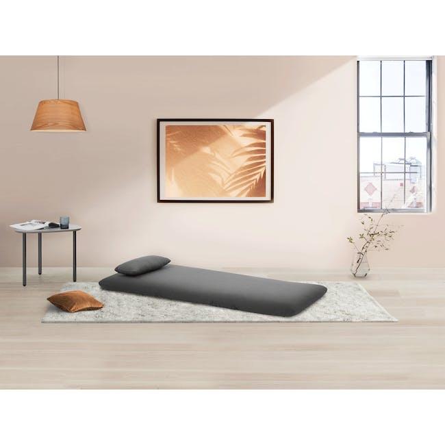 Ayla Sofa Bed - Graphite - 1