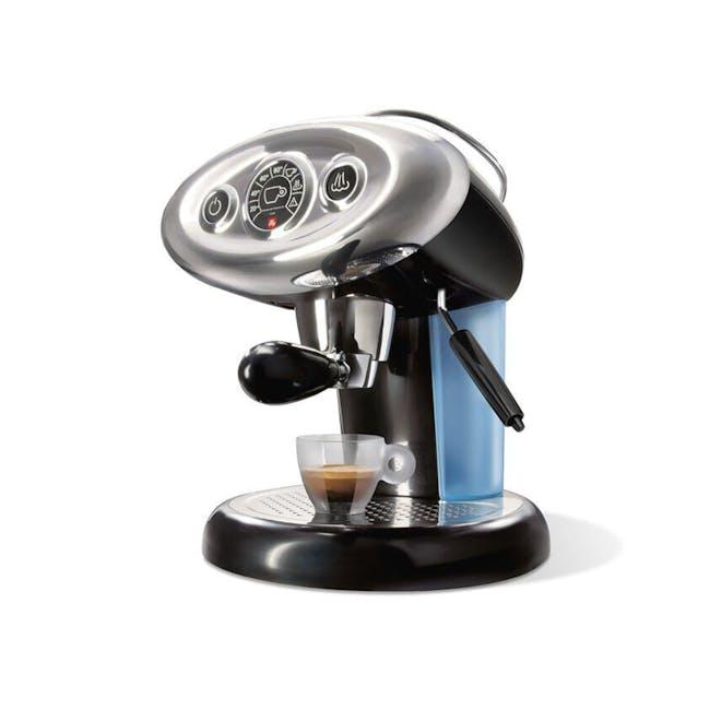 Illy X7.1 iperEspresso Espresso & Coffee Machine - Black - 1