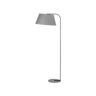 Allison Floor lamp - Grey - Image 1