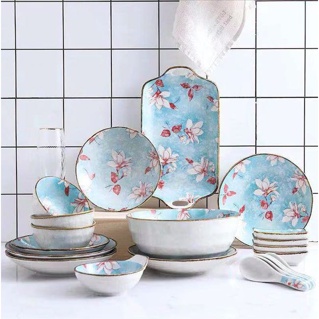 Table Matters Magnolia Saucer (2 Sizes) - 5