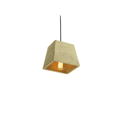Soniya Concrete Box Lamp - Image 2