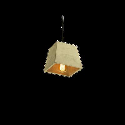 Soniya Concrete Box Lamp