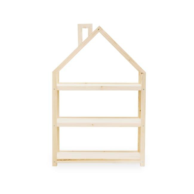 Nizu Kids House Low Shelf - 0