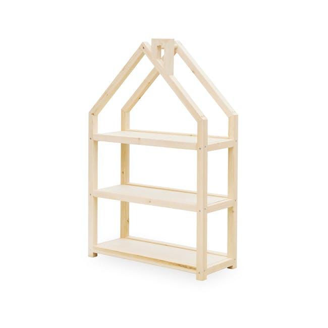 Nizu Kids House Low Shelf - 1