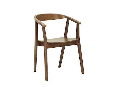 Greta Chair - Cocoa