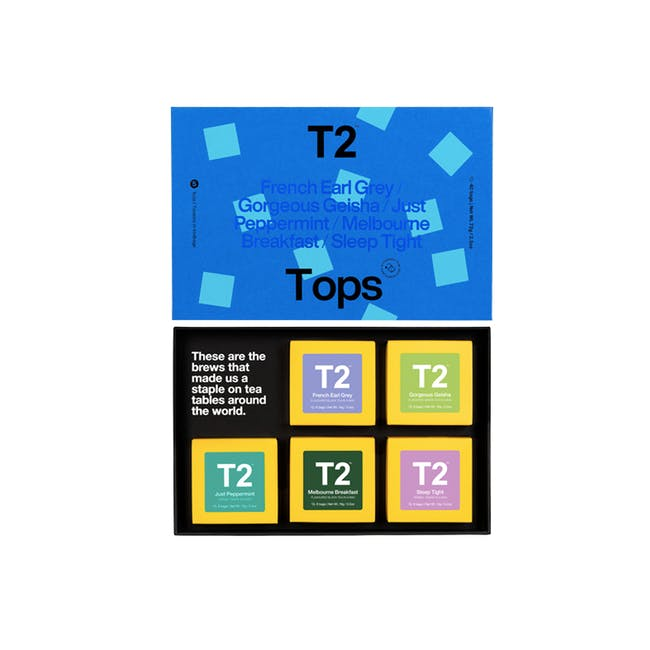 T2 Fives - Tops (Teabags) - 0