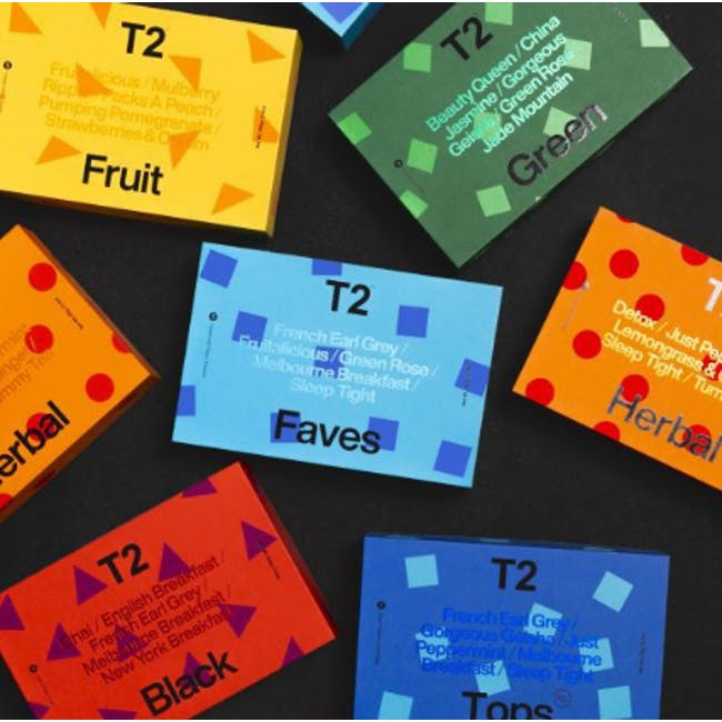 T2 Fives - Tops (Teabags) - 2