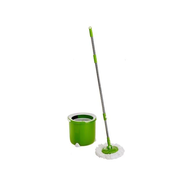 Scotch-Brite Single Bucket Spin Mop - 0