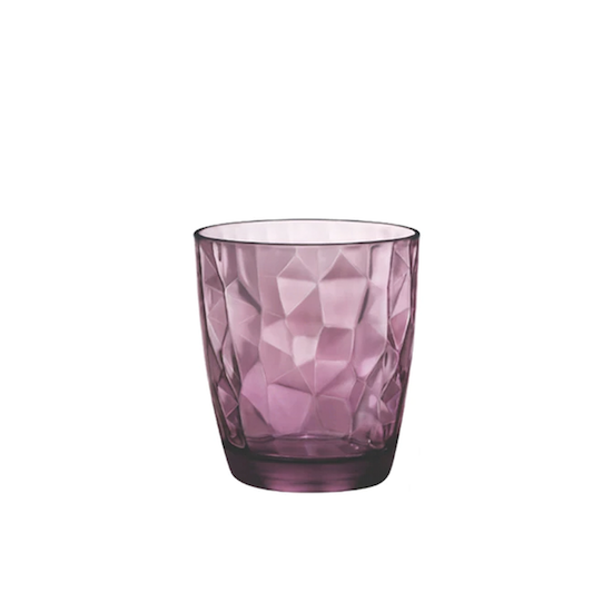 Bormioli Rocco - Diamond Water 30cl - Rock Purple