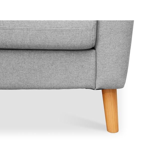 Evan 2 Seater Sofa - Slate - 6