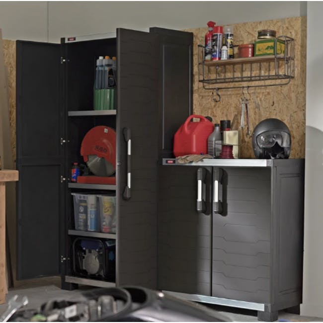 XL Garage Utility Cabinet - 4