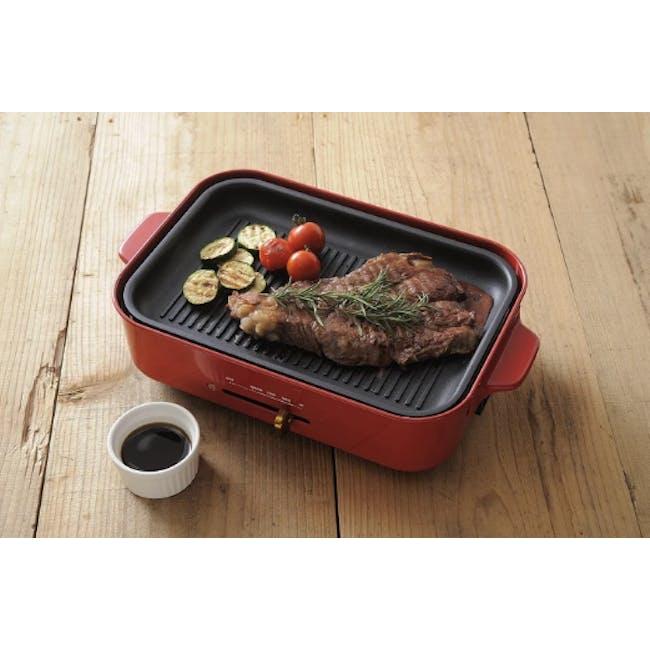 BRUNO Compact Grill Plate Attachment - 1